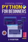 Python for Beginners : Learn the Fundamentals of Computer Programming - eBook
