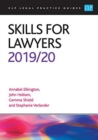 Skills for Lawyers 2019/2020 - Book