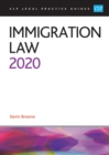 Immigration Law 2020 - eBook