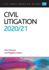 Civil Litigation 2020/2021 - Book