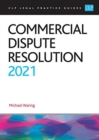 Commercial Dispute Resolution 2021 - Book