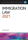 Immigration Law 2021 - Book