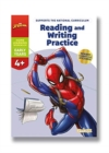 Disney Learning Spider-Man: Reading & Writing Practice 4+ - Book