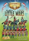 Hg Wells' Little Wars : With 54mm Scale Paper Soldiers by Peter Dennis. Introduction and Playsheet by Andy Callan - Book