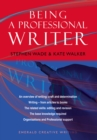 An Emerald Guide To Being A Professional Writer - Book