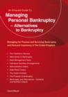Managing Personal Bankruptcy - Alternatives To Bankruptcy : Revised Edition 2020 - Book