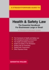A Straightforward Guide to Health and Safety Law - eBook