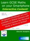 Learn GCSE Maths on your Smartphone - eBook
