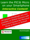 Learn the PIC(R) Micro on your Smartphone - eBook