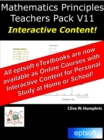 Mathematics Principles Teachers Pack V11 - eBook