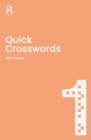Quick Crosswords Book 1 : a crossword book for adults containing 200 puzzles - Book