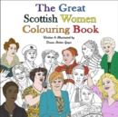 The Great Scottish Women Colouring Book - Book