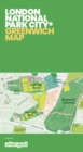 London National Park City - Greenwich Map : Maps for urban explorers - Book