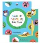 See it! Stick It! : Sight Words Bundle 1&2 - Book
