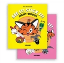 See it! Stick it! : Sight Words - Bundle : Volume 3&4 - Book