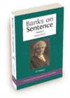Banks on Sentence 2019 Volume One - Book