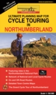 Cycle Touring Map of Northumberland - REV.3 - Book
