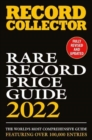 The Rare Record Price Guide 2022 - Book