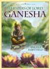 Whispers of Lord Ganesha : Oracle Cards - Book