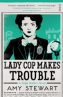 Lady Cop Makes Trouble - Book