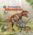 Rampaging Allosaurus - Book