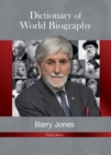 Dictionary of World Biography - Book
