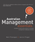 Australian Management Essentials - eBook