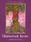 Universal Love : Healing Oracle Cards - Book