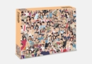 Friends : 500 piece jigsaw puzzle - Book