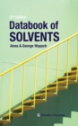 Databook of Solvents - eBook
