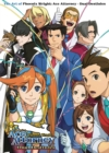 The Art of Phoenix Wright: Ace Attorney - Dual Destinies - Book