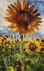 Spring - Nature through Watercolors - eBook