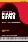 Piano Buyer Model & Price Supplement / Fall 2019 - Book