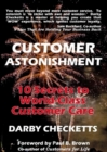 Customer Astonishment : 10 Secrets to World-Class Customer Care - Book