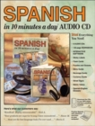 SPANISH in 10 Minutes a Day (R) Audio CD - Book