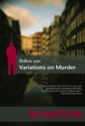 DeKok and Variations on Murder - eBook