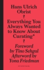 Everything You Always Wanted to Know About Curat -  But Were Afraid to Ask - Book