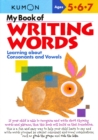 My Book of Writing Words: Consonants andVowels - Book