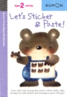 Let's Sticker and Paste! - Book