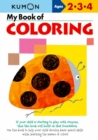 My Book Of Coloring - Us Edition - Book