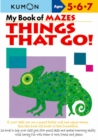 My Book Of Mazes: Things That Go! - Book
