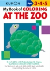 My Book of Coloring: At the Zoo - Book
