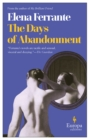 The Days of Abandonment - Book