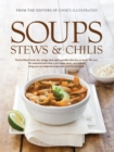 Soups, Stews, And Chilis - Book