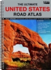 USA Ultimate road atlas NP - Book