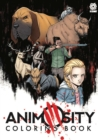 ANIMOSITY COLORING BOOK - Book