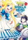 The Rising Of The Shield Hero Volume 03: The Manga Companion - Book