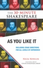 As You Like It : Including Stage Directions for All Levels of Experience - eBook