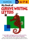 My Book of Cursive Writing: Letters - Book
