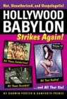 Hollywood Babylon Strikes Again - Book